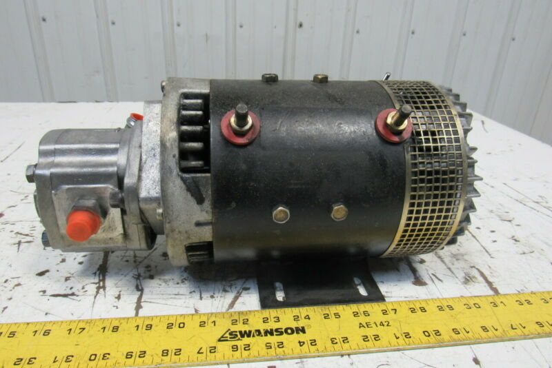 Prestolite MEA 4030 36VDC Forklift Motor Pump From 45RRTT-S Stand Up
