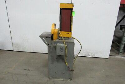 """Kalamazoo Combination 12"""" Disc Sander & 6"""" Belt Grinder 460V 3 Ph, used for sale  Middlebury"""