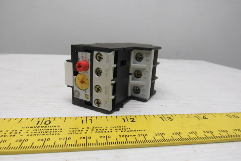 General Electric CR7G1WM Overload Relay 8-12A
