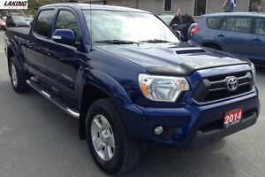 2014 Toyota Tacoma TRD SPORT 4X4 DOUBLE CAB REARVIEW CAMERA TOW