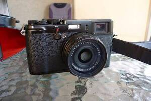 Fujifilm X100 Limited Edition model Toowoomba Toowoomba City Preview