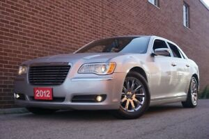 2012 Chrysler 300 LIMITED, Rear Camera,Leather,Sunroof