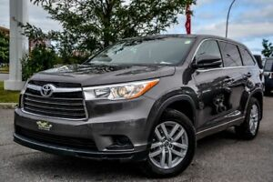 2016 Toyota Highlander LE AWD BACK CAMERA A/C POWER GROUP LE AWD
