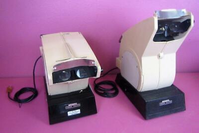 2 - Titmus Ov-7m Vision Screener Eye Optical Tester Parts Or Repair
