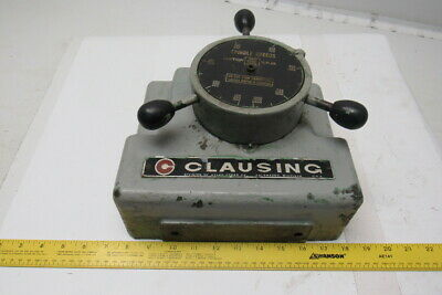 Clausing 2285 20 Drill Press Speed Adjust Hand Wheel Housing Assembly