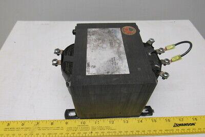 Dongan 50-1000-053 1 Kva Transformer 480hv 240lv I Phase