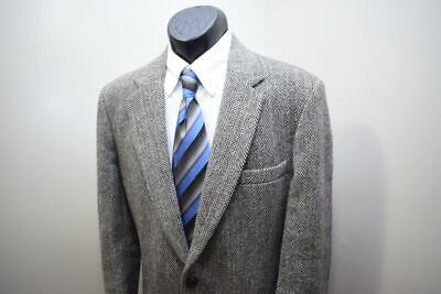 1508 Mens Harris Tweed 100% Scottish Wool VTG Blazer Sports Jacket 42 R