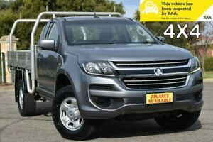 2016 Holden Colorado RG MY17 LS Grey 6 Speed Sports Automatic Cab Chassis Enfield Port Adelaide Area Preview