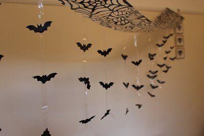 Halloween Murciélago Ataque Colgante Murciélagos Decoración para el Hogar