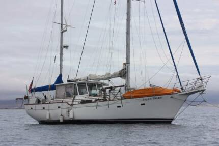 Irwin 52 Cutter Ketch *Drastic Price Reduction* Hollywell Gold Coast North Preview