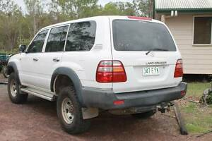 1998 Toyota LandCruiser Wagon Bundaberg Surrounds Preview