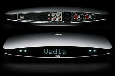 WADIA Intuition 01 Silver, HIGH-END DAC + AMP 2x350W, PURE MAGIC OF SOUND, NEW for sale  Shipping to United States