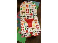 Mamas & Papas Baby Jungle Bouncer