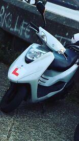 Moped 125 Yamaha city