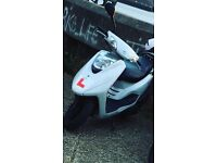 Moped 125 Yamaha city