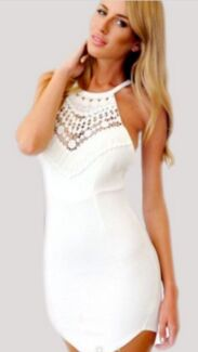 White Dress - Size 10 & 12 Jindalee Wanneroo Area Preview
