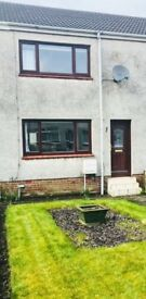Ayr, Belmont, 2 bed mid terraced house for let