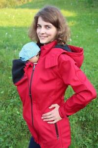 5in1 softshell baby carrying jacket Sydney City Inner Sydney Preview