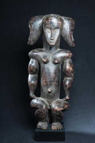 Fang, Janus Reliquary Figure, Central Gabon, African Tribal Art, African Statues