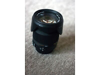 Lens for Canon 18-250mm f/3.5-6.3 DC OS HSM, Canon EF Fit - Sigma