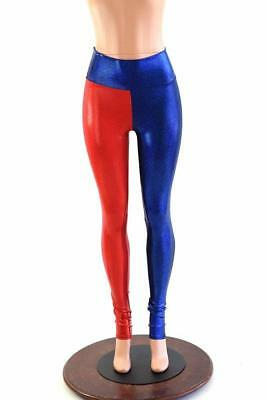 Halloween Day In Usa (Harley Quinn Suicide Squad leggings in S M & L Same Day Shipping! Made in)