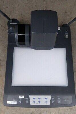 Elmo Visual Presenter Digital Camera Video Overhead Projector Hv-5100xg Tested