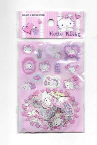 Sanrio Hello Kitty Sack o Stickers Dress Up