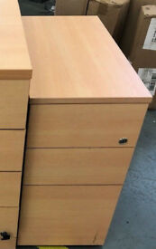 office proffesional pedestal filing cabinet with drawer