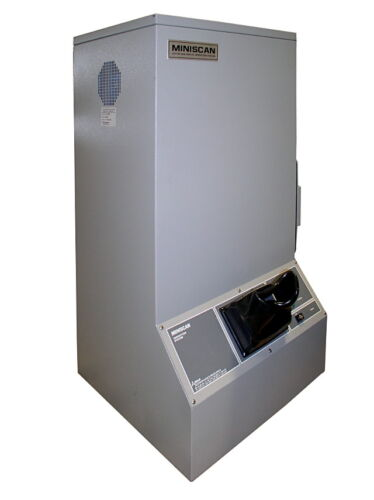 EG&G Miniscan II X-ray Small Parcel/Package Inspection System