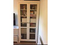 Glass Door Display And Storage Cabinet