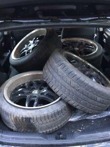 2003 BMW 320i Wheels