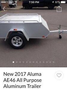 Cargo Trailer For Sale - NEW!!!