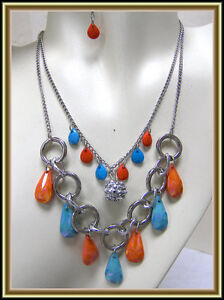 50-PC-WHOLESALE-FASHION-COSTUME-JEWELRY-NECKLACE-EARRINGS-SET-NEW