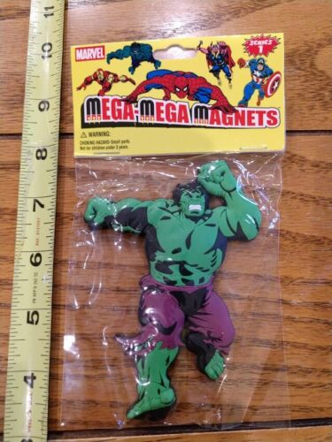 Mega Mega Magnets: Marvel INCREDIBLE HULK from PopFun - Mix and Match!