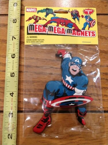 Mega Mega Magnets: Marvel CAPTAIN AMERICA from PopFun - Mix and Match!