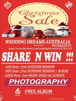 FRee photography SEsssion Hit like SHARE and WIN