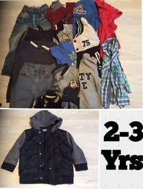 Boy 2-3 bundle