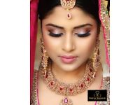 **HALF PRICE BRIDAL HAIR AND MAKEUP PACKAGE