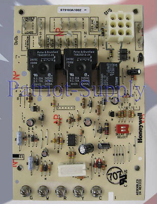 Honeywell St9103a1002 Electronic Oil Fan Timer Control