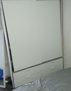 White wardrobe FREE Surry Hills Inner Sydney Preview
