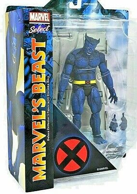 Marvel Diamond Select BEAST Action Figure X-Men.