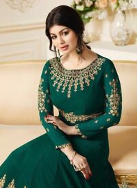 ZUBEDA POSH WHOLESALE EMBROIDERED ANARKALI SUIT COLLECTION