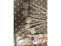 Various baby safety bits