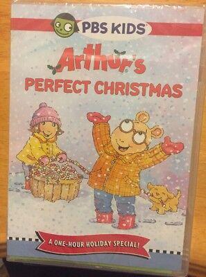 Arthur - Arthurs Perfect Christmas (DVD, 2017) ()