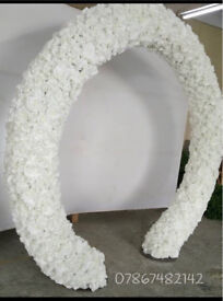 Flower Arch Flower Wall For Hire