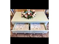 BARGAIN! Tv stand / Coffee table with storage for Sale