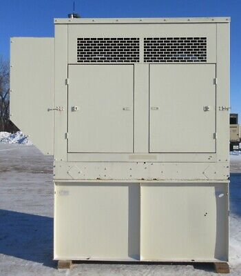 30 Kw Kohler John Deere Diesel Generator Jd Genset - Mfg. 2007 - Load Tested