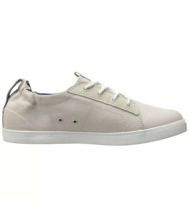 Timberland Women Flats Oxfords Newport Bay Canvas Sneakers Off White Size 9.5 1