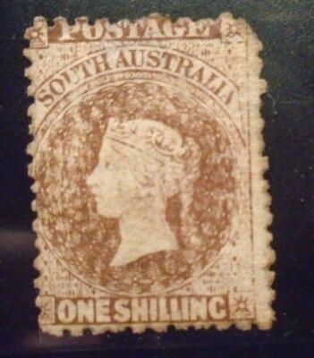 South Australia State stamp # 52a mint OG HR F