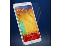 SAMSUNG NOTE 3 TEMPERED GLASS SCREEN PROTECTOR